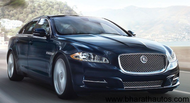 Jaguar Will Offer Allwheeldrive On Jaguar XF And XJ Within Years - All jaguar