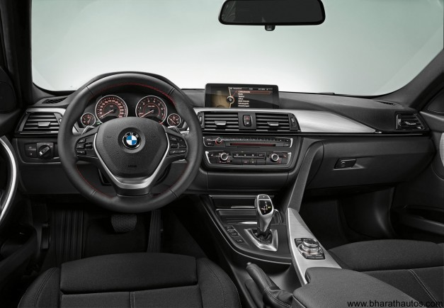 2012 BMW 3-Series - InteriorView