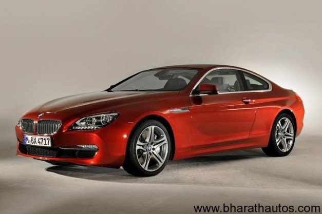 new BMW 6-Series Coupe