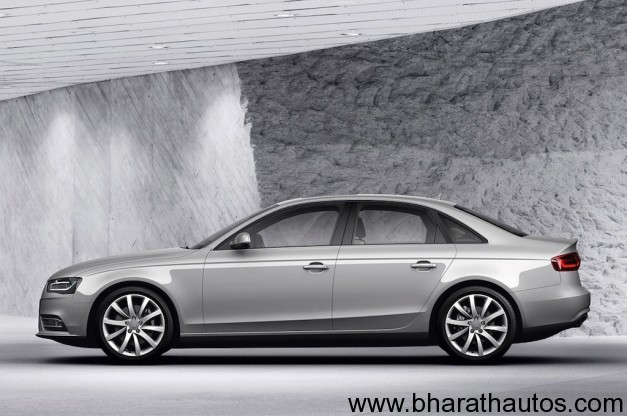 Audi reveals new A4