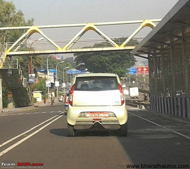Possible Tata Nano V2 (Diesel) - 001