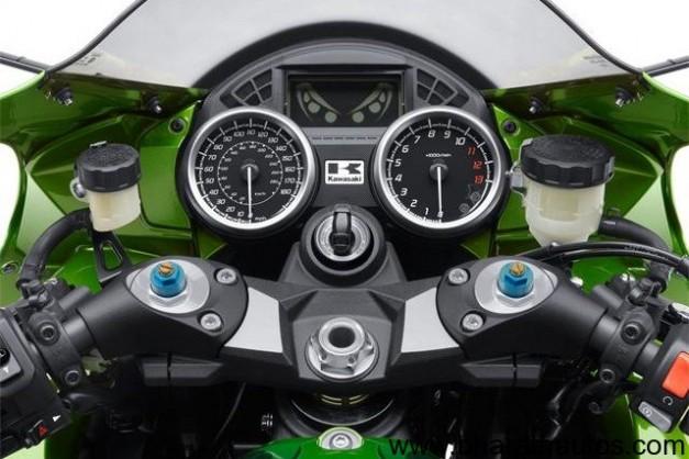 2012 Kawasaki ZZR1400 - 002