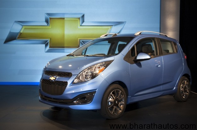 2013 Chevrolet Beat facelift - 005