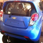 2013 Chevrolet Beat facelift - 002