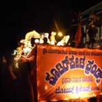 Trucks carrying tableaux - 005