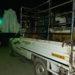 Trucks carrying tableaux - 018