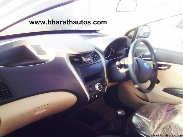 Hyundai Eon - InteriorView