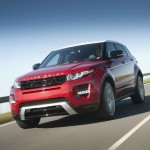 Land Rover Range Rover Evoque India