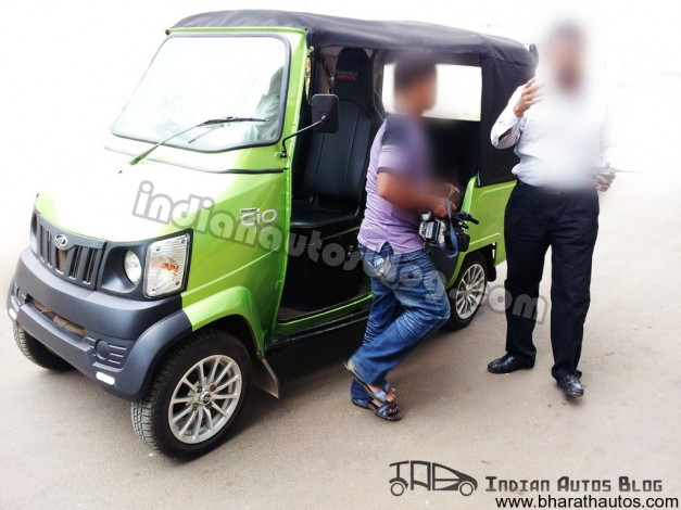 Mahindra Reva Gio Cab EV (Electric Vehicle)