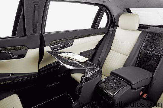 Mercedes-Benz S600L - 003