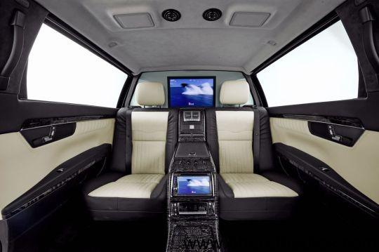 Mercedes-Benz S600L - 002