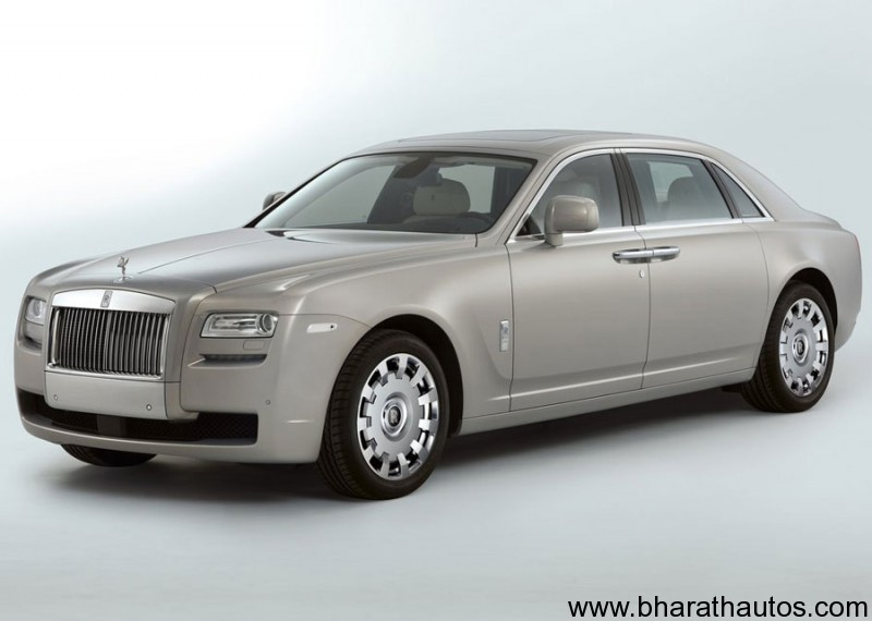 Rolls-Royce India launches Ghost Extended Wheelbase at Rs ...