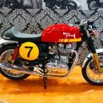 Royal Enfield Café Racer concept