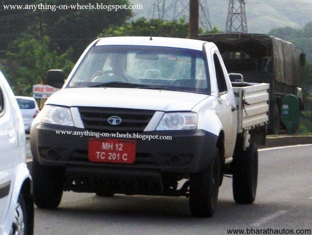 Tata Xenon Single-Cab Pickup - 001