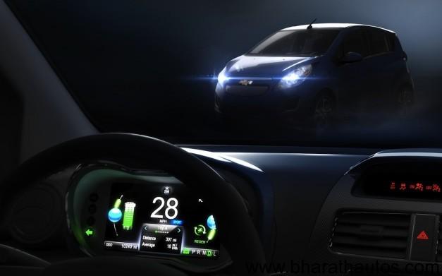 Chevrolet Beat EV - 001