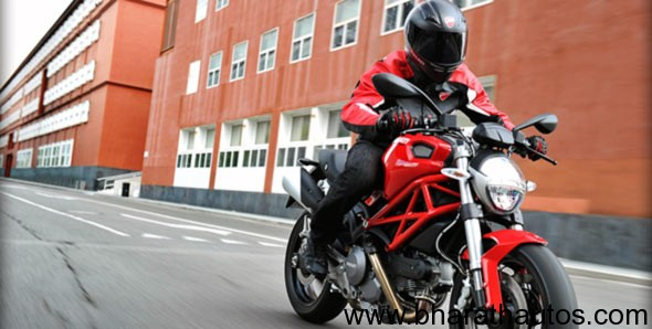 Ducati Monster 795 unveiled to asia