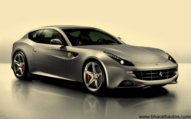 ferrari ff scheduled to launch on october 31st. Black Bedroom Furniture Sets. Home Design Ideas