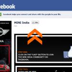 BMW Mini Facebook Page