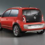 Volkswagen Up! concept 5 door version - 002