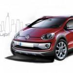 Volkswagen Up! concept 5 door version - 003