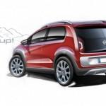 Volkswagen Up! concept 5 door version - 004