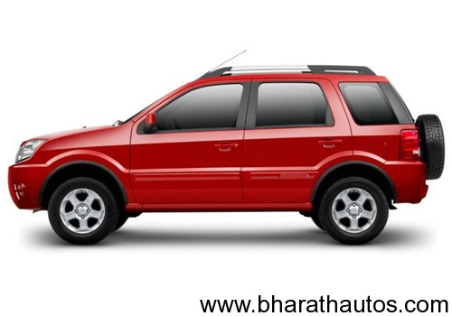 Ford To Launch Ecosport Compact Suv In India
