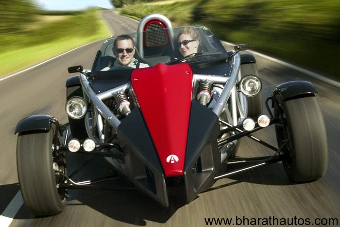 ariel atom launched in india at rs 55 lakhs. Black Bedroom Furniture Sets. Home Design Ideas