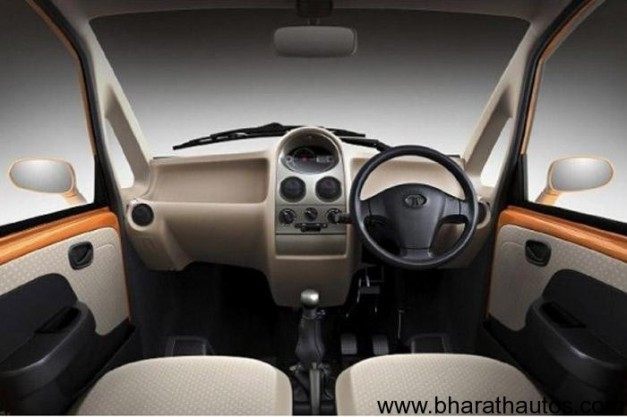 2012 Tata Nano - Dashboard