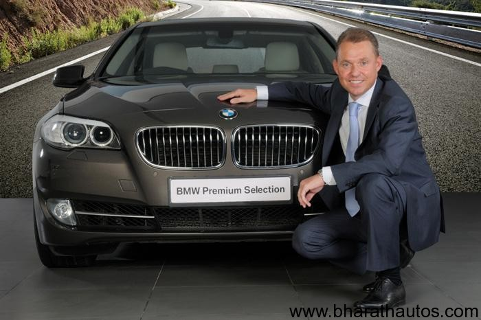 Bmw India Launched A Pre Owned Cars Business Bmw Premium Selection