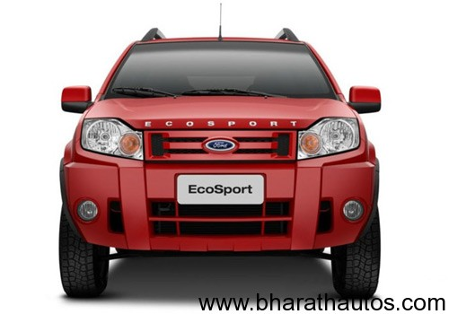 Ford to launch EcoSport Compact SUV - 001