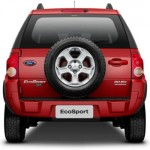 Ford to launch EcoSport Compact SUV - 002