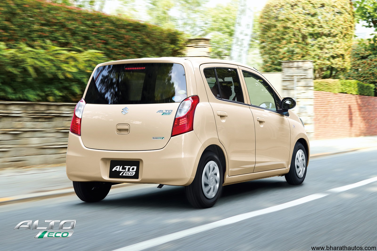Japanese Suzuki Alto Eco 600cc Returns Upto 32kmpl