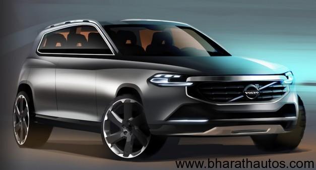2014 Volvo Next-Gen XC90