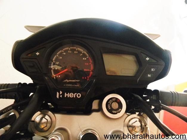 Hero MotoCorp Impulse 150 - Instrument Panel