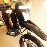 Hero MotoCorp Impulse 150 - FrontView