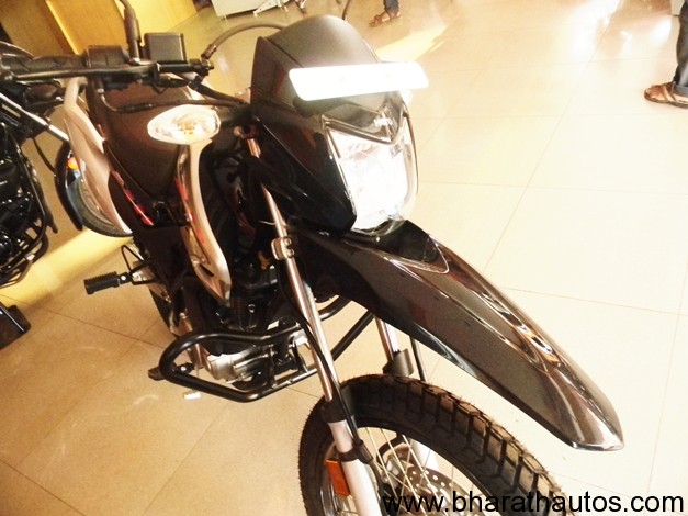 Hero MotoCorp Impulse 150 - FrontView