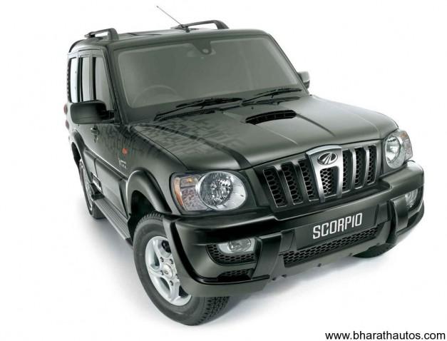 Mahindra Scorpio LX variant 4X4 SUV