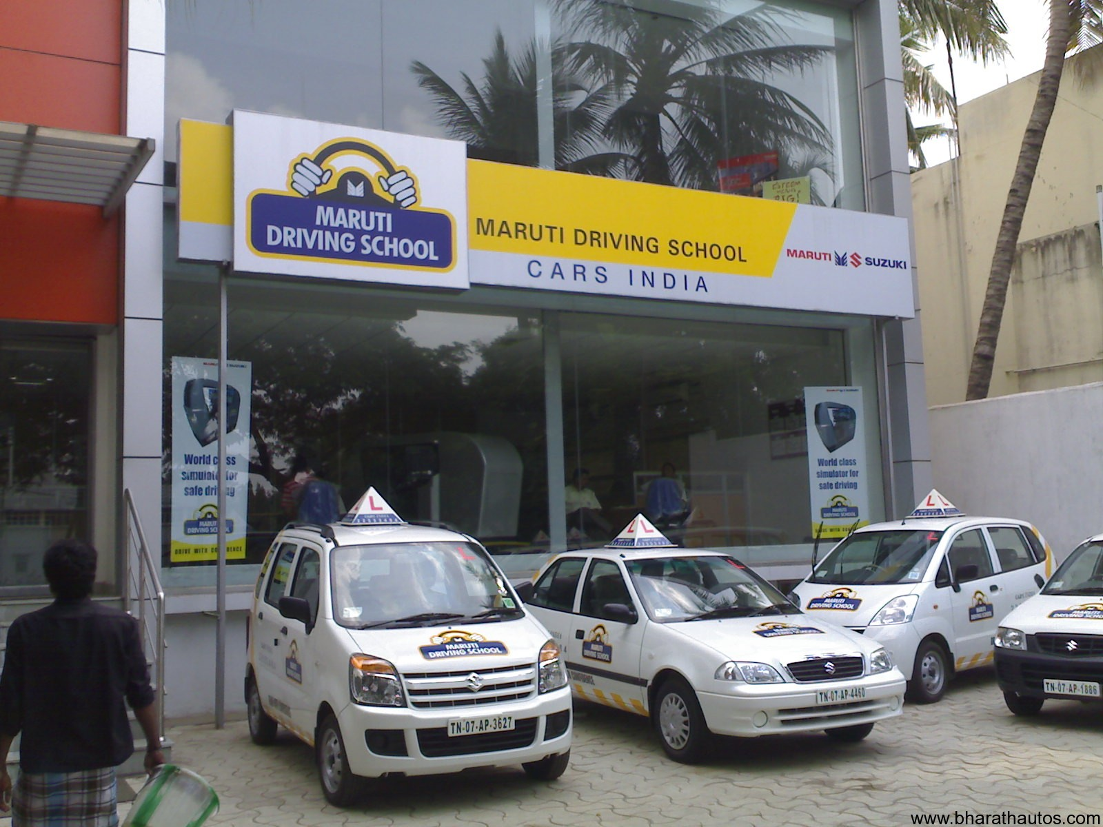 Car Driving School In Bangalore