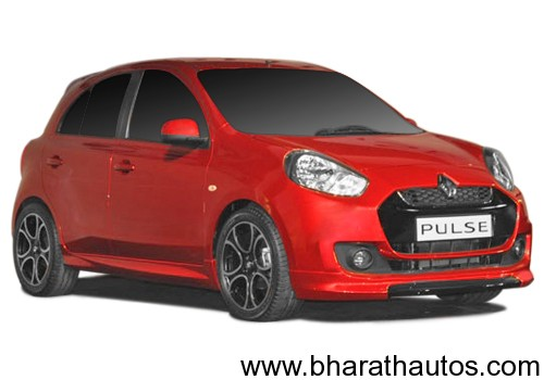 Renault-Nissan India small car to rival with Maruti Alto and Hyundai Eon