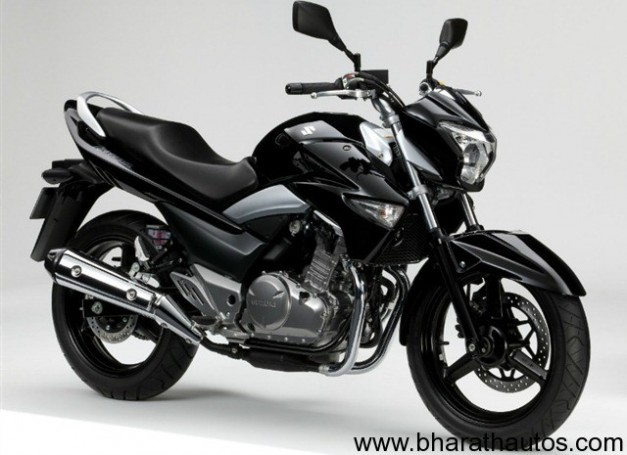 Suzuki Inazuma 250cc - FrontView