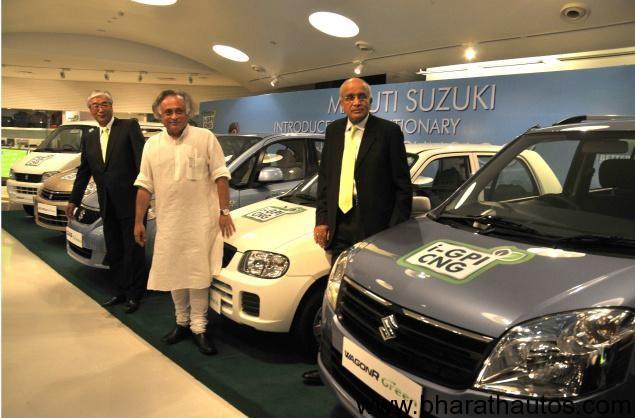 More CNG models on Maruti Suzuki's pipeline