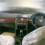 Tata Safari Merlin - InteriorView