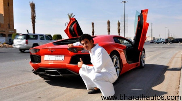 Lamborghini Aventador Price In Pakistan >> 22 year old student pays premium of $71,000 to become first Lamborghini Aventador owner in Saudi ...