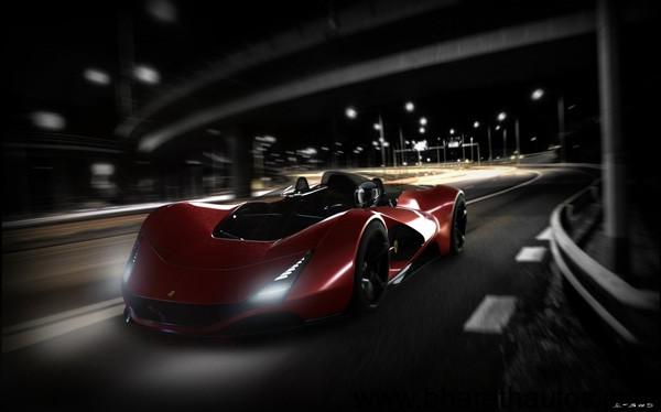 Ferrari Drama Queen - 001