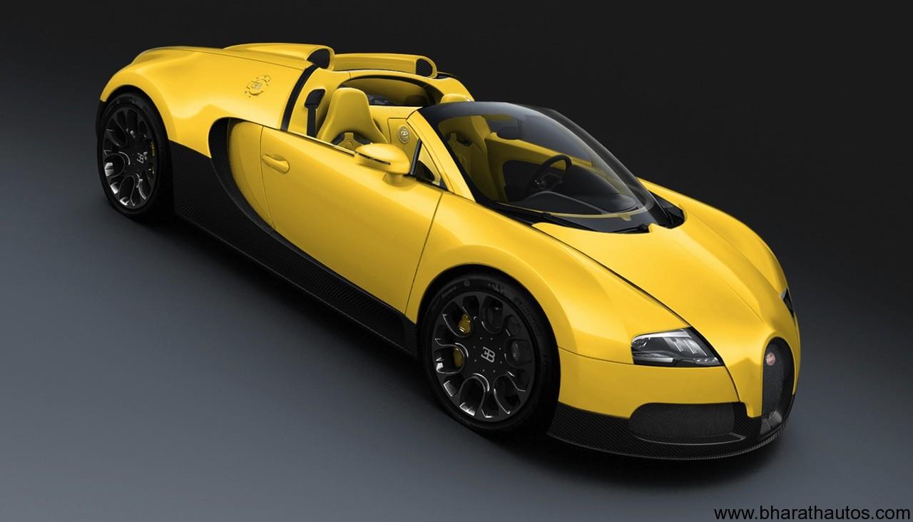 Bugatti Veyron 3 special-edition Grand Sport models - 008