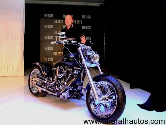 Hollister Motorcycles launched in India