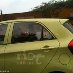 Kia Morning/Picanto spied in Chennai - 003