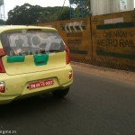 Kia Morning/Picanto spied in Chennai - 004