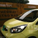 Kia Morning/Picanto spied in Chennai - 001
