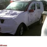 2012 Mahindra Xylo facelift spied - 001